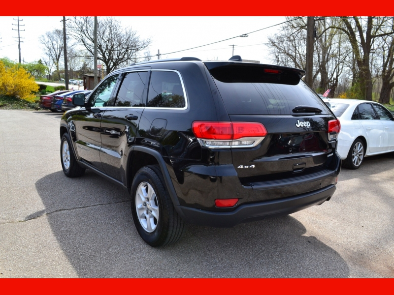 Jeep Grand Cherokee 2017 price $21,495
