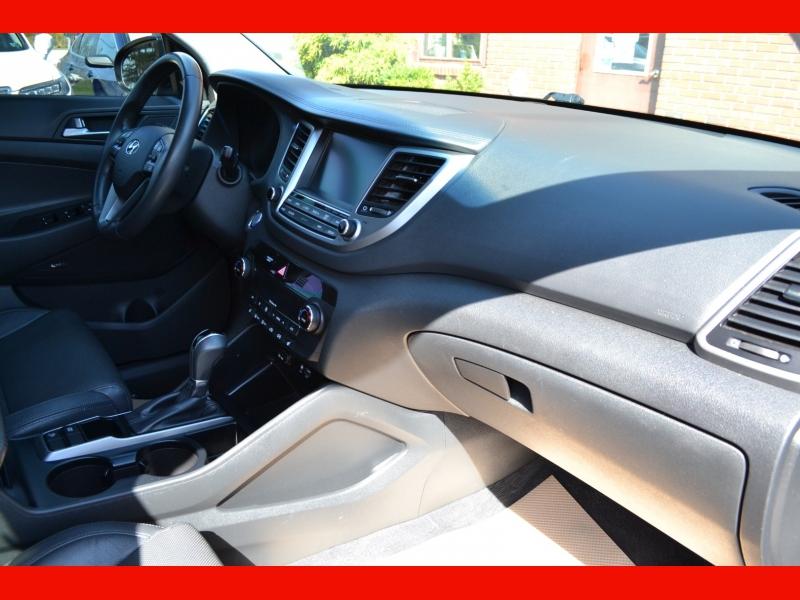Hyundai Tucson 2017 price $16,350