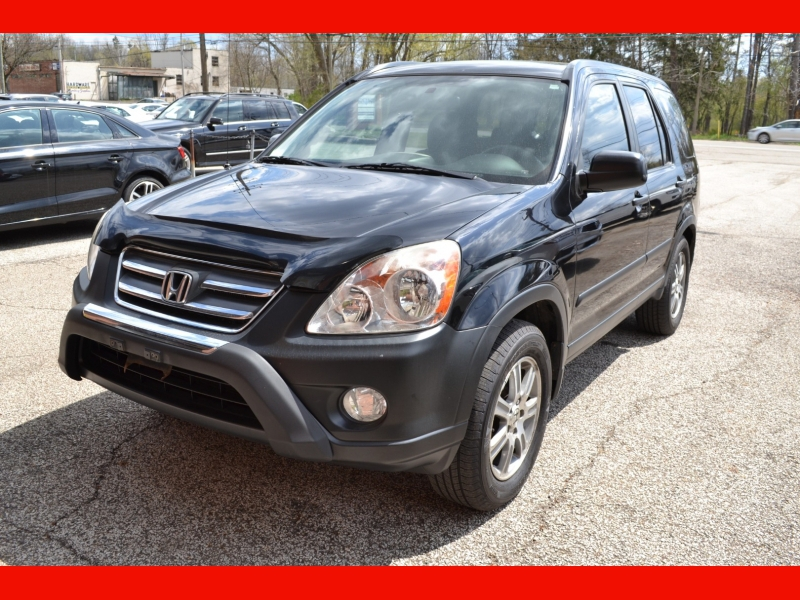 Honda CR-V 2005 price $3,895