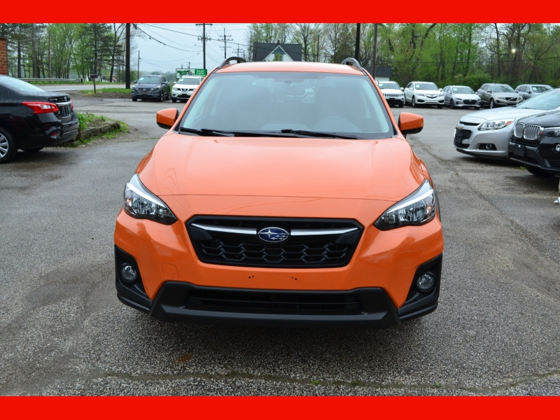 Subaru Crosstrek 2018 price $20,495