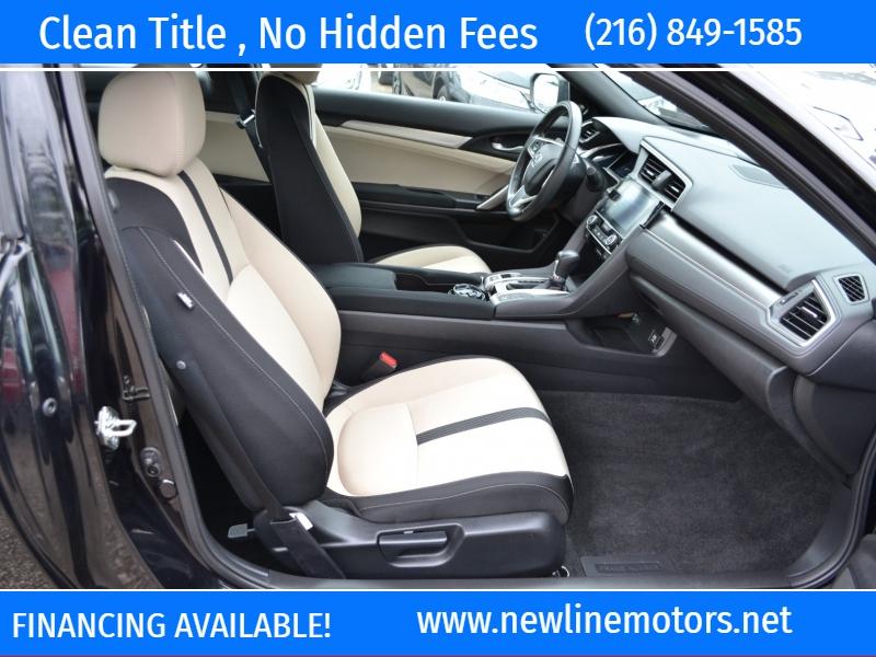 Honda Civic Coupe 2018 price $20,495