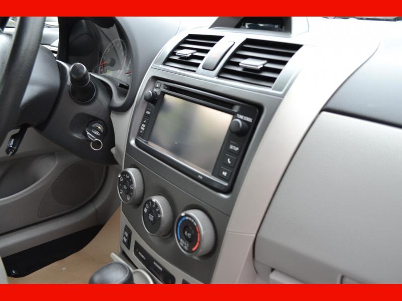 Toyota Corolla 2013 price $10,695