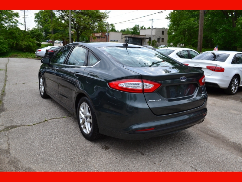Ford Fusion 2015 price $12,350