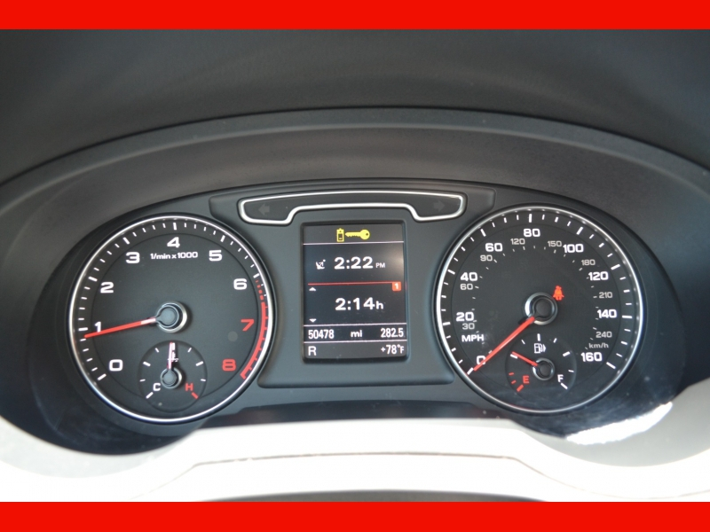 Audi Q3 2015 price $20,495