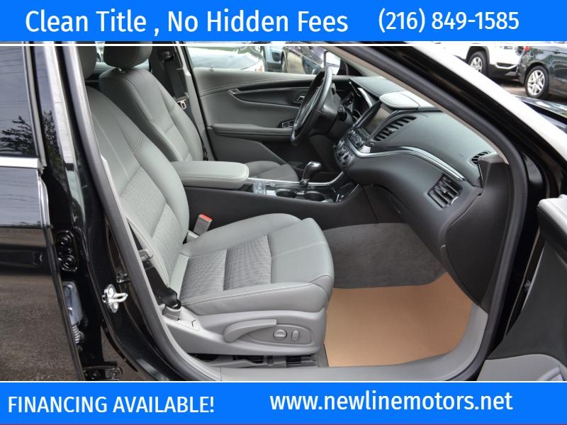 Chevrolet Impala 2018 price $20,895
