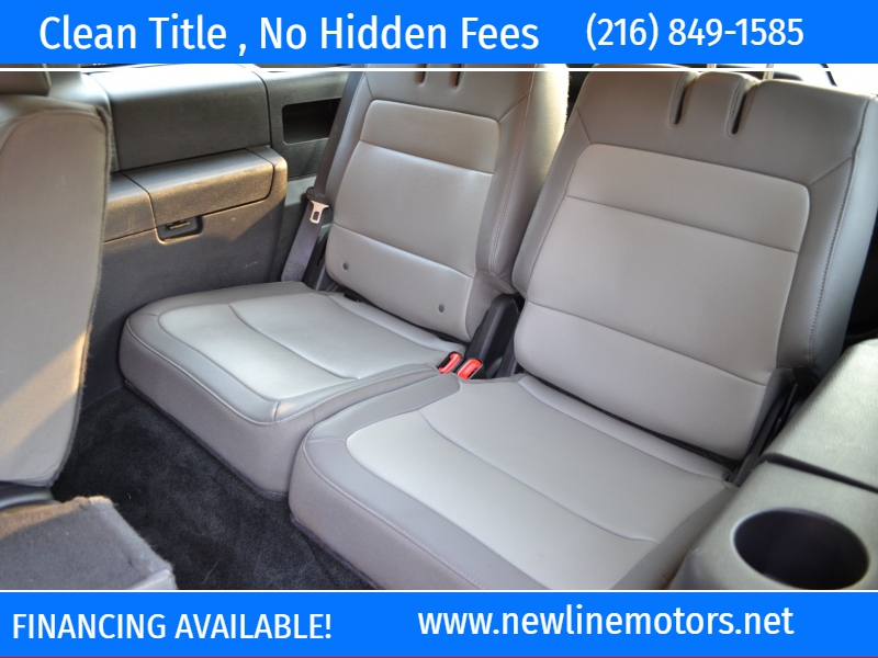 Ford Flex 2018 price $23,495