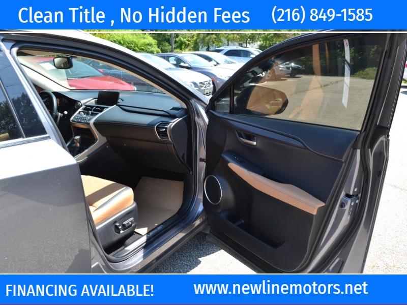 Lexus NX 200t 2017 price $26,750