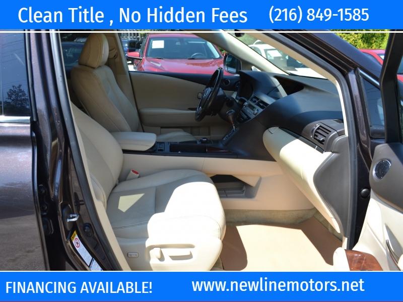 Lexus RX 350 2015 price $21,995