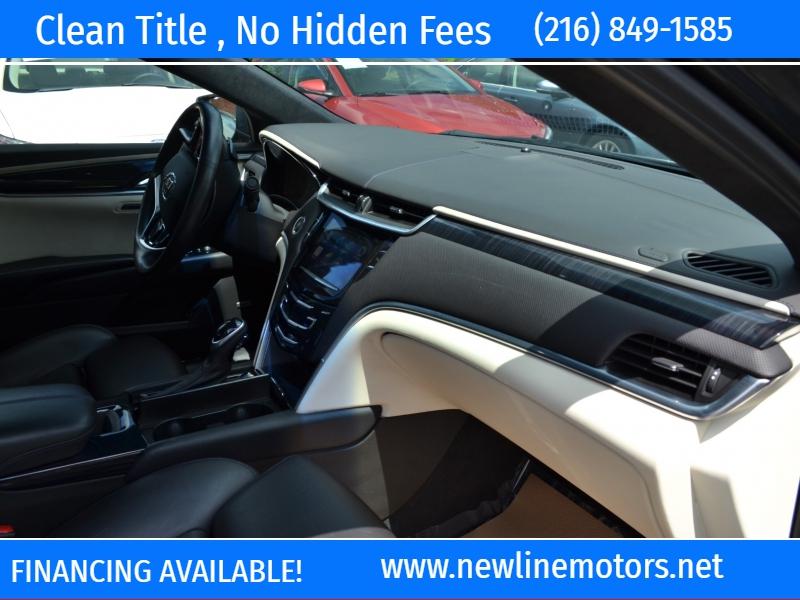 Cadillac XTS 2013 price $17,495