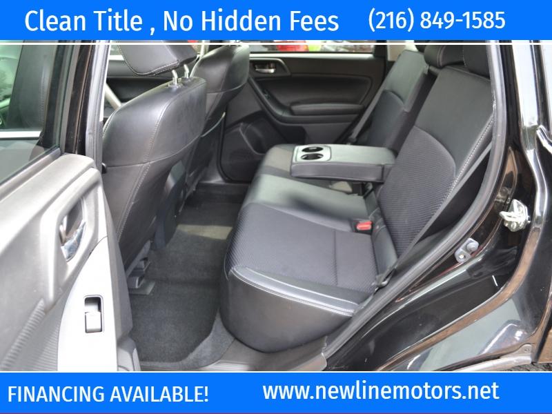 Subaru Forester 2018 price $19,895