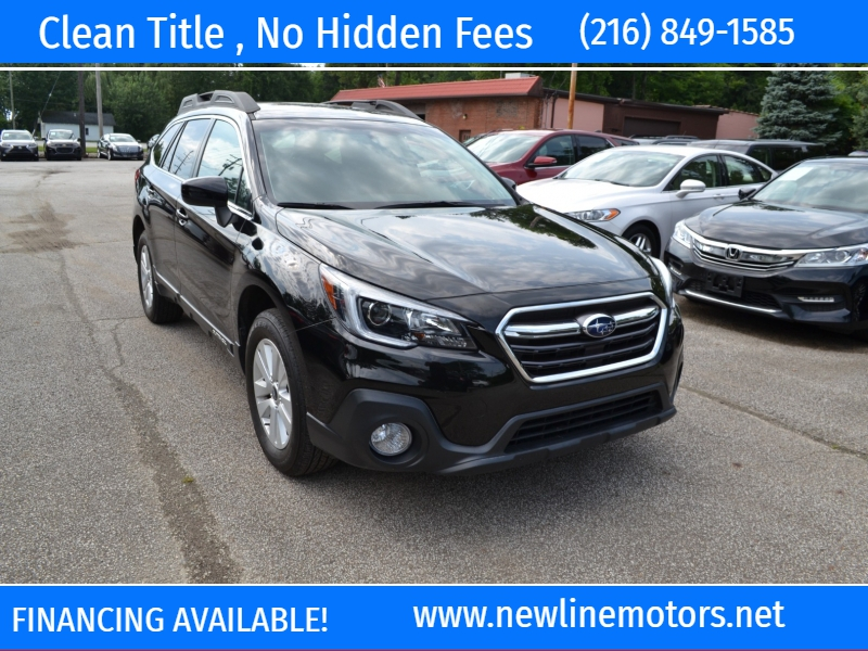 Subaru Outback 2018 price $23,495