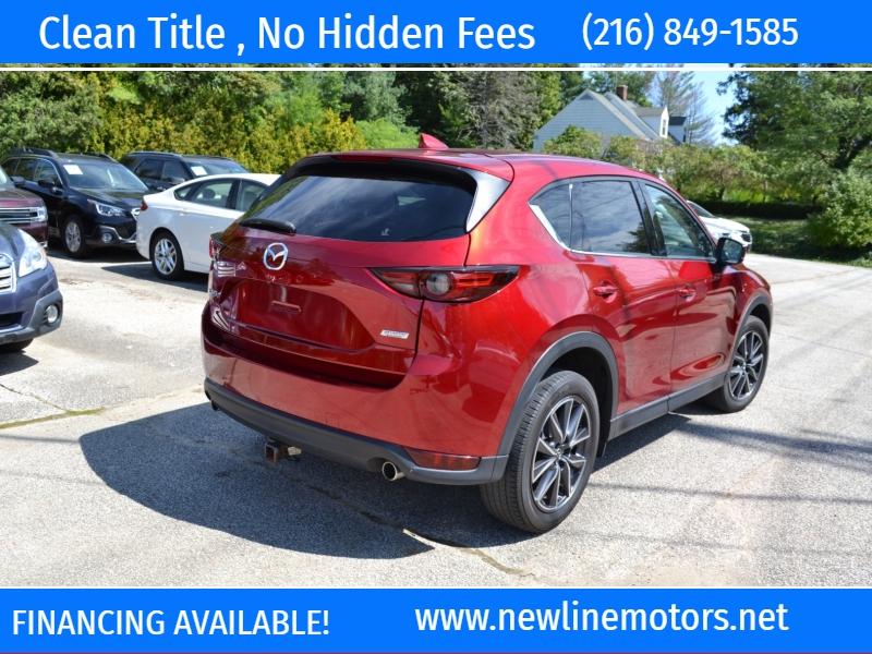 Mazda CX-5 2017 price $23,995