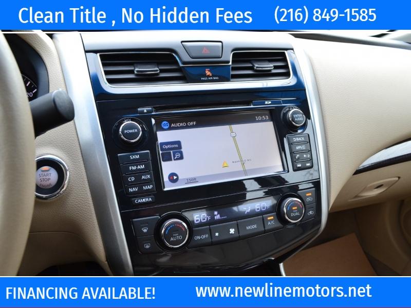 Nissan Altima 2014 price $15,850