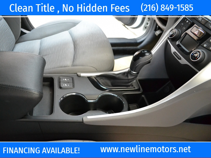 Hyundai Sonata Hybrid 2014 price $13,495