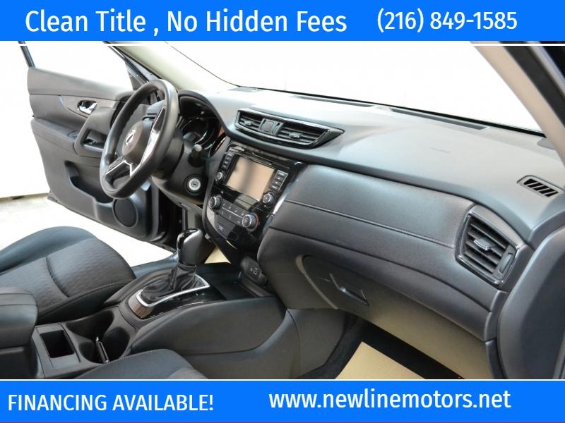 Nissan Rogue 2018 price $20,495