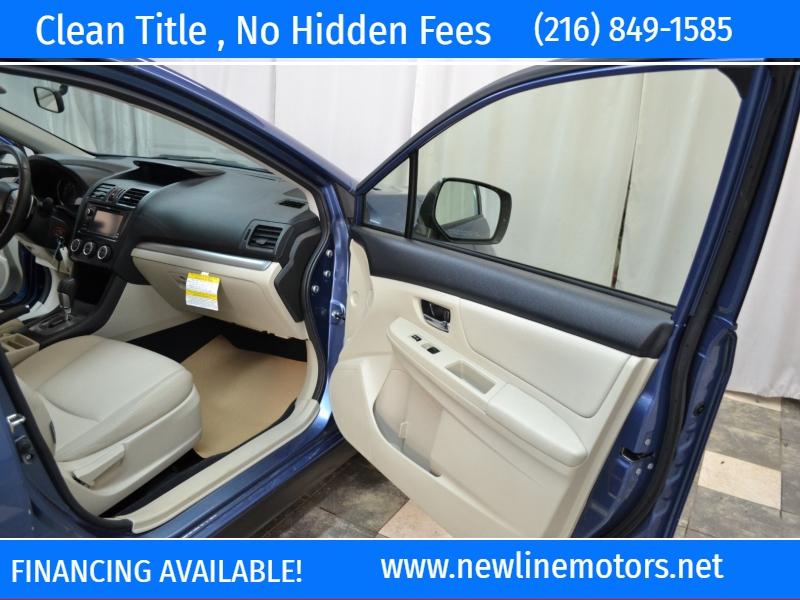 Subaru XV Crosstrek 2014 price $17,895