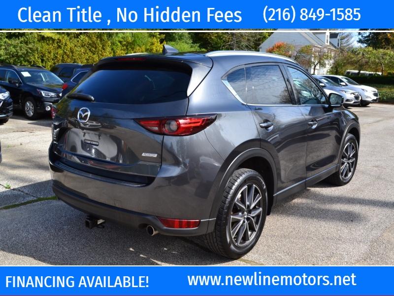 Mazda CX-5 2017 price $24,695