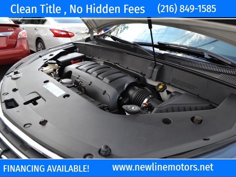Chevrolet Traverse 2013 price $16,995