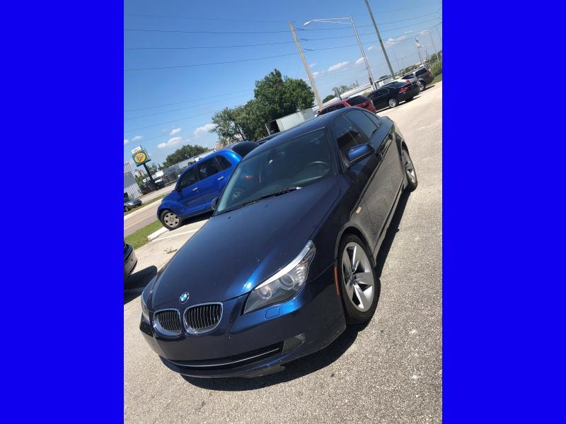 BMW 5-Series 2010 price $6,450