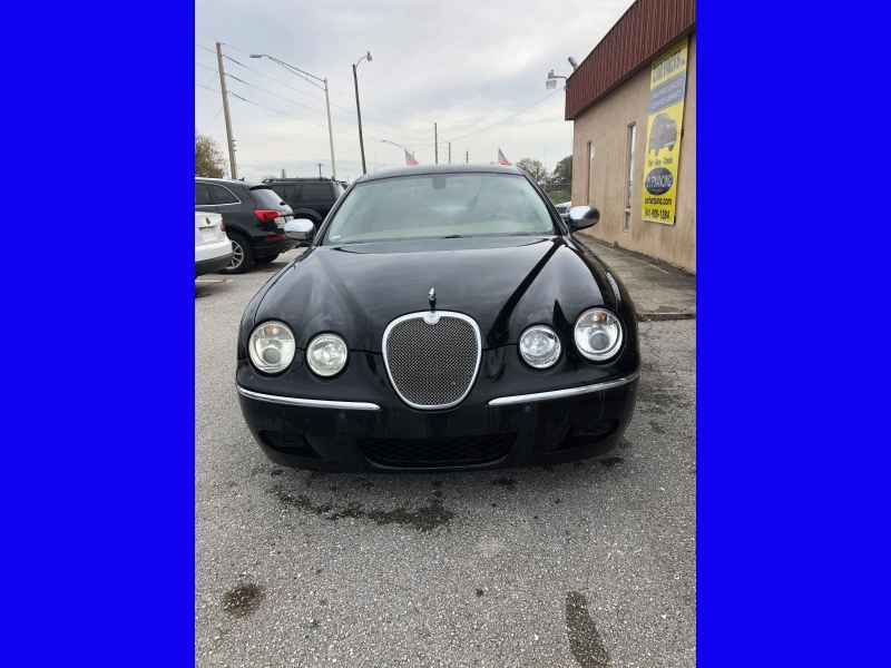 Jaguar S-TYPE 2008 price $2,200