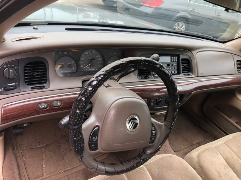 Mercury Grand Marquis 2003 price $1,550