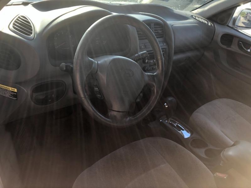 Hyundai Santa Fe 2003 price $1,500