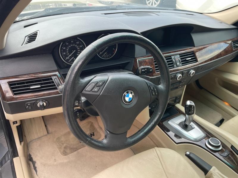 BMW 5-Series 2008 price $5,100