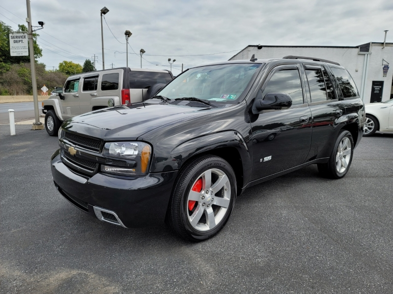 Chevrolet TrailBlazer 2008 price $21,900