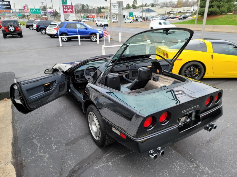 Chevrolet Corvette 1987 price $12,900