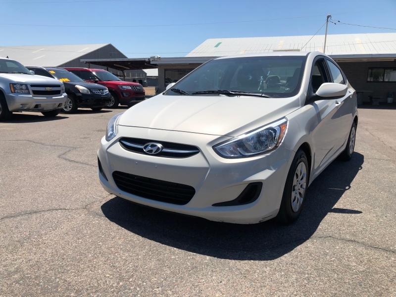 Hyundai Accent 2017 price $9,991