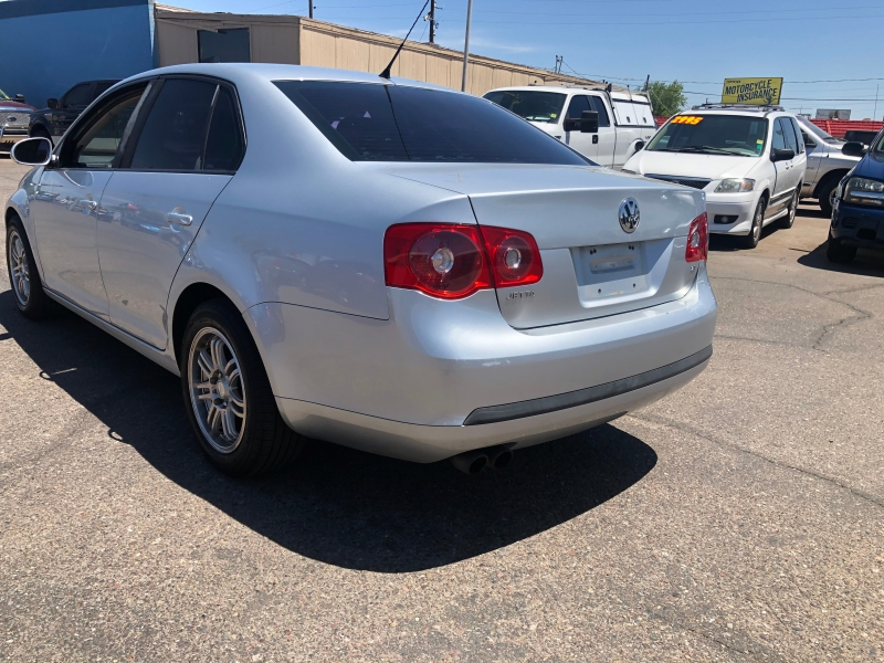 Volkswagen Jetta Sedan 2007 price