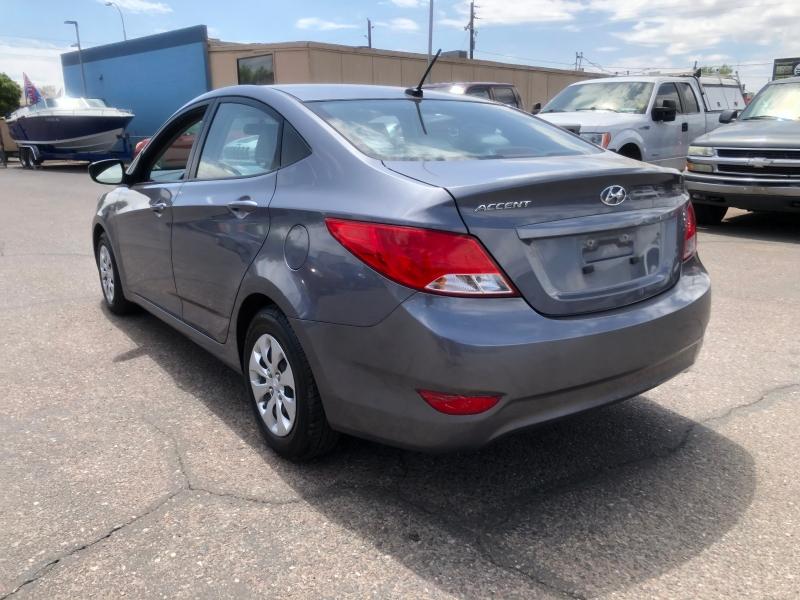 Hyundai Accent 2017 price $8,991