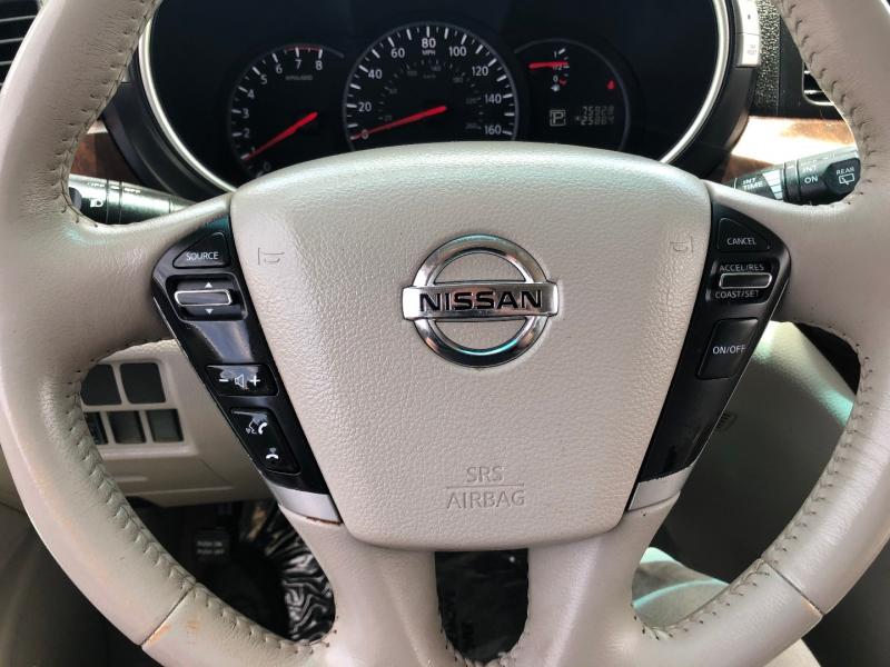 Nissan Quest 2016 price $10,991