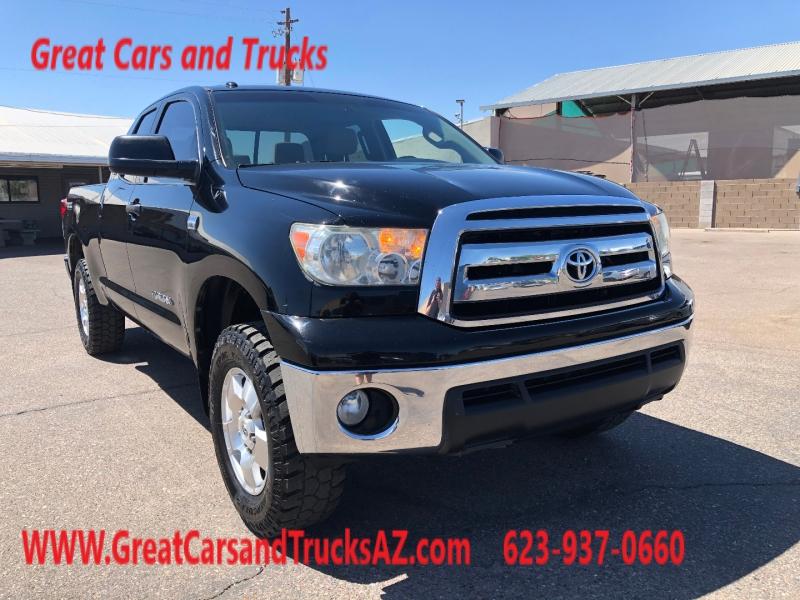Toyota Tundra 4WD 2010 price $13,991