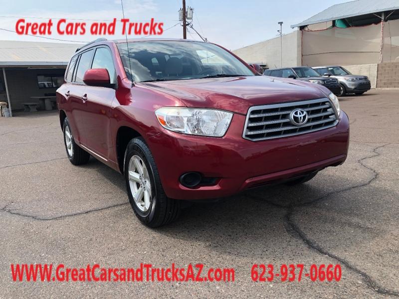 Toyota Highlander 2009 price $11,791