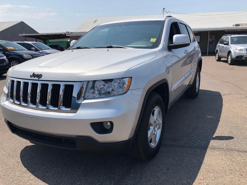 Jeep Grand Cherokee 2012 price $12,391