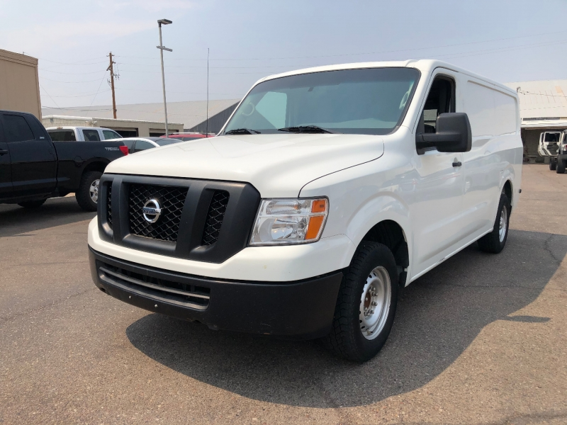 Nissan NV Cargo 2017 price $16,591