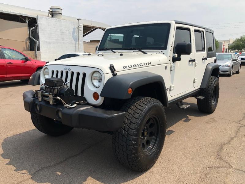Jeep Wrangler 2007 price