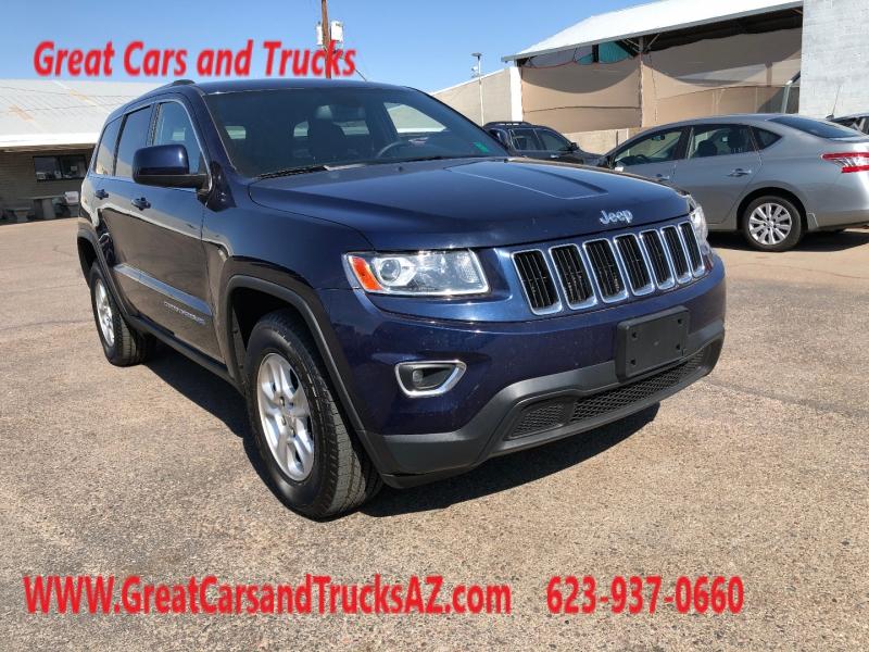 Jeep Grand Cherokee 2014 price $13,391