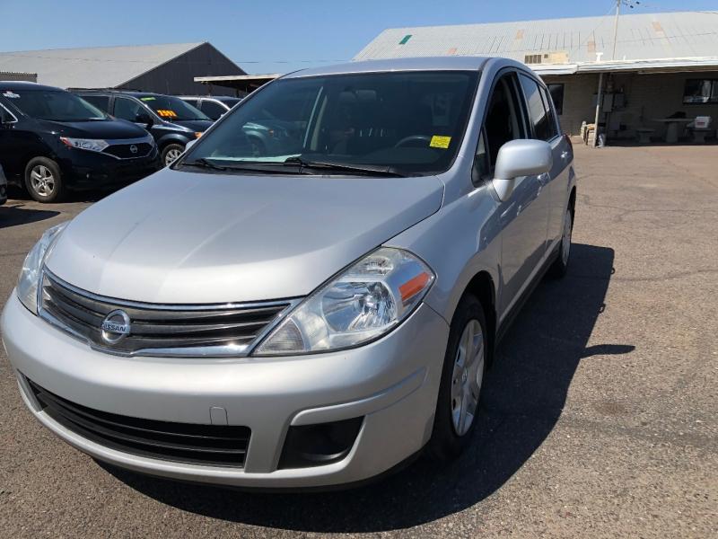 Nissan Versa 2011 price $5,691