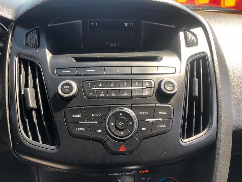 Ford Focus 2016 price $6,991