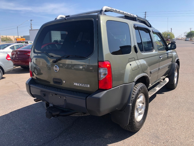 Nissan Xterra 2003 price $5,491