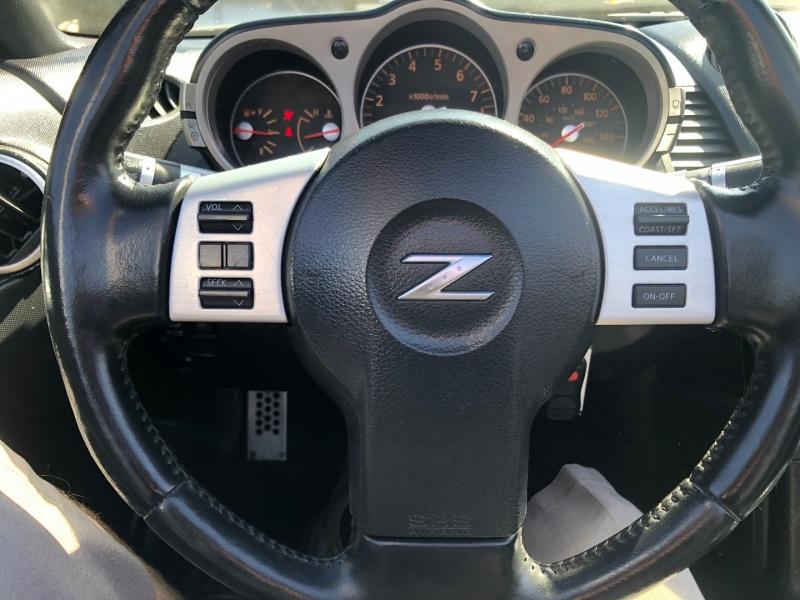 Nissan 350Z 2007 price $8,491