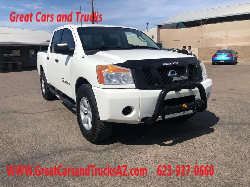 Nissan Titan 2011 price $10,488
