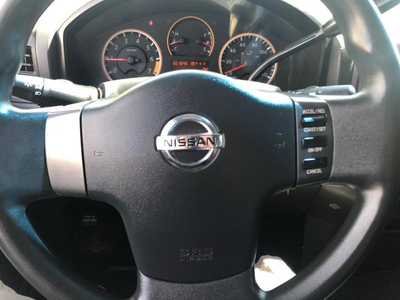 Nissan Titan 2011 price $10,991
