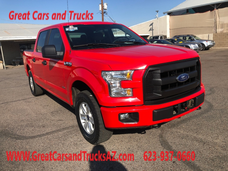 Ford F-150 2016 price $16,991