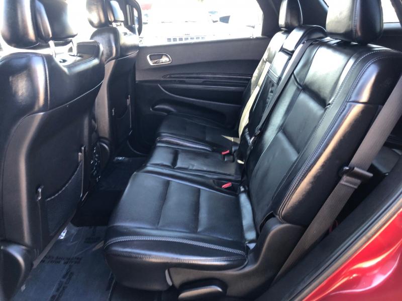 Dodge Durango 2014 price $15,991