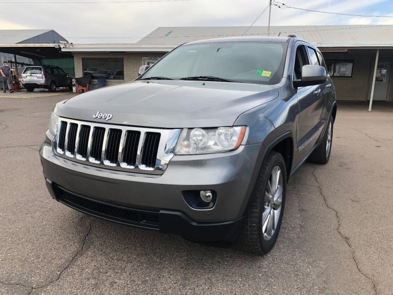 Jeep Grand Cherokee 2013 price $12,991