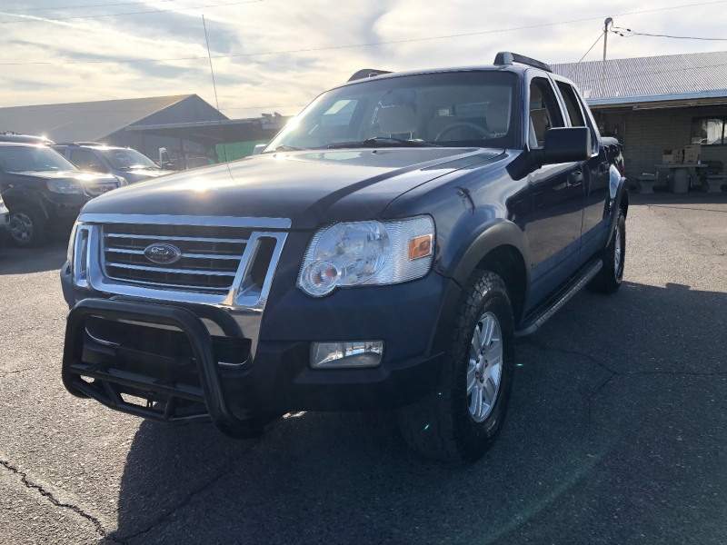 Ford Explorer Sport Trac 2008 price $8,589