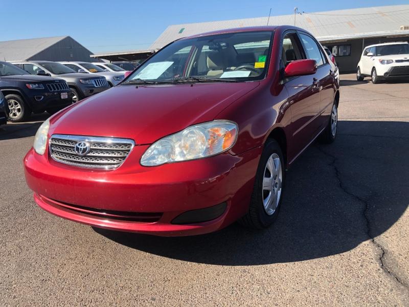 Toyota Corolla 2007 price $5,491
